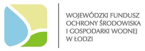 Logo WFOŚ w Łodzi